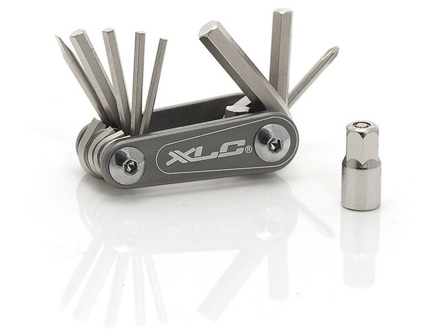 XLC TO-M08 Nano Cykelværktøj grå | tools_component